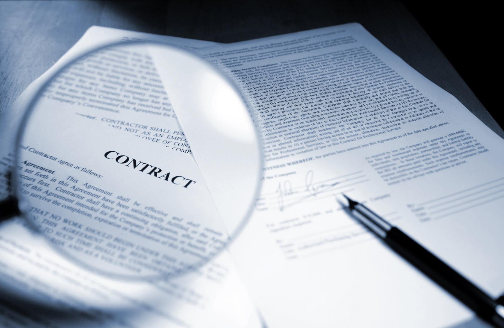 contratto-legale