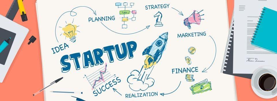 startup infografica